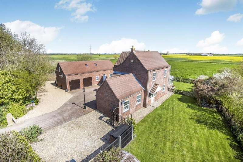 4 Bedrooms Detached House for sale in Lady Lane, Wainfleet, Skegness, PE24 4NG