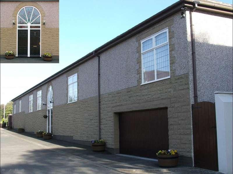 4 Bedrooms Detached House for sale in Oaklea Hartford Bridge Bedlington
