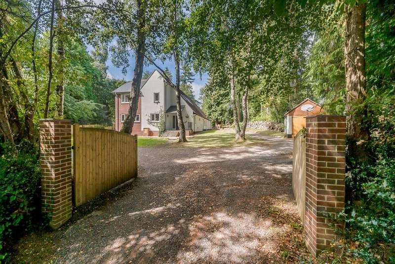 5 Bedrooms Detached House for sale in Lower Broad Oak Road, West Hill, Ottery St. Mary, Devon