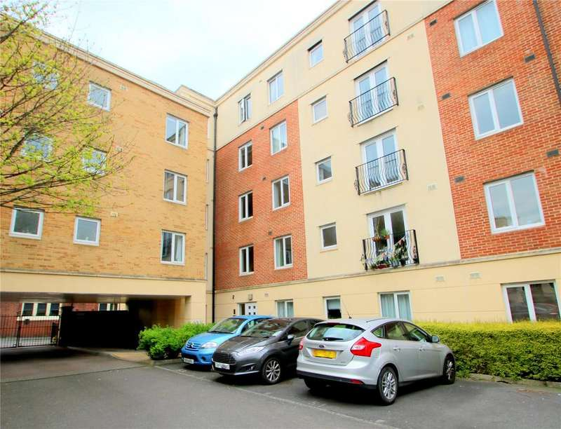 2 Bedrooms Apartment Flat for sale in Doudney Court, Bedminster, BRISTOL, BS3