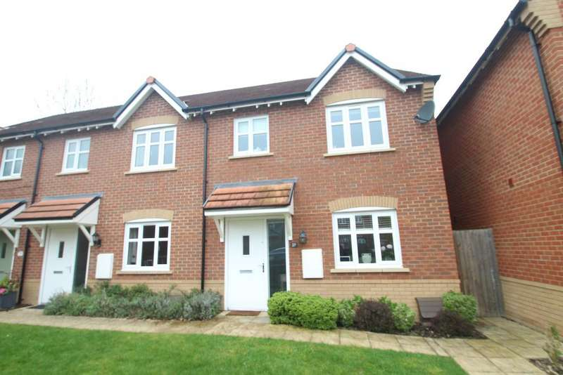3 Bedrooms End Of Terrace House for sale in Blake Road, , Hermitage RG18