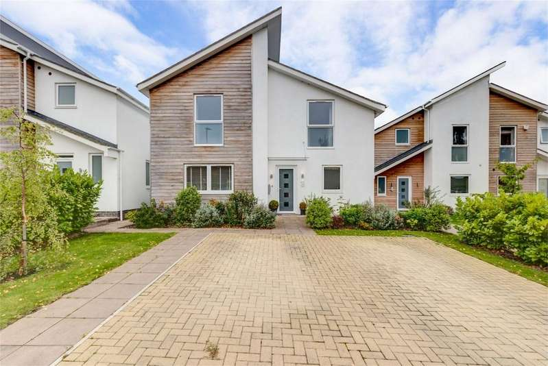 4 Bedrooms Detached House for sale in Hales Mead, Hales Close, Cheltenham