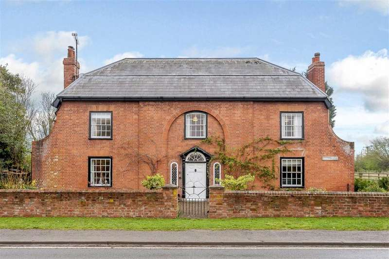 5 Bedrooms Detached House for sale in Bartestree, Hereford