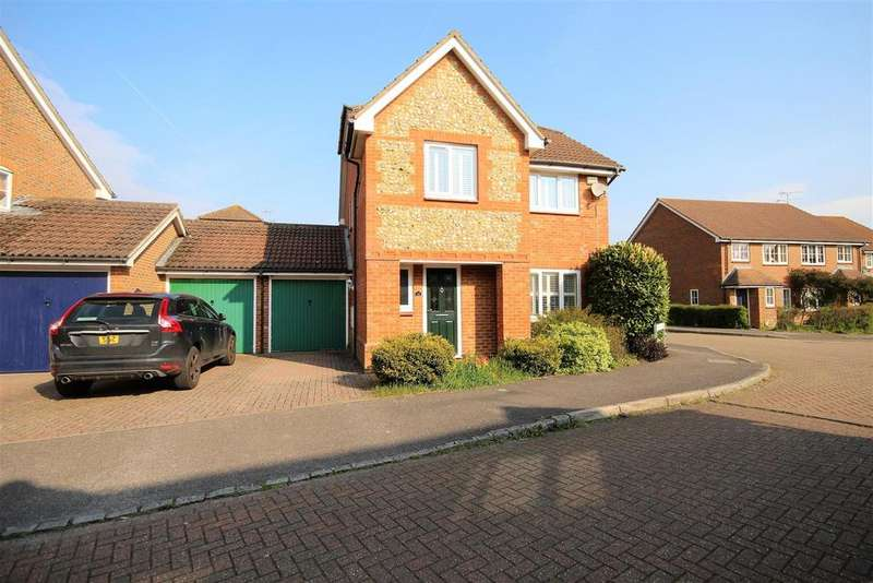 4 Bedrooms Detached House for rent in Farmers End, Charvil, Reading