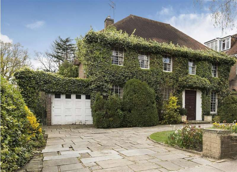 5 Bedrooms Detached House for sale in Winnington Road, N2