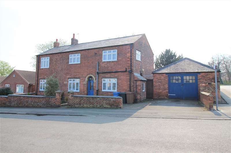4 Bedrooms Detached House for sale in Manor Road, Ilkeston