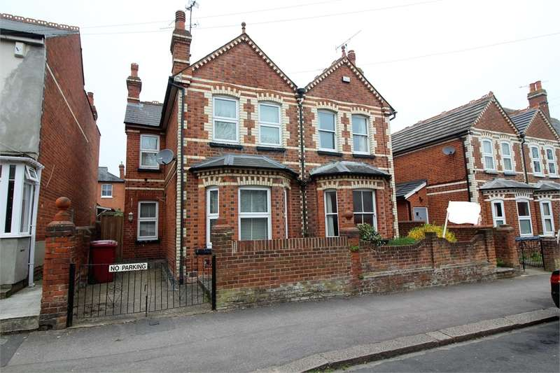 3 Bedrooms Semi Detached House for sale in Wantage Road, READING, Berkshire