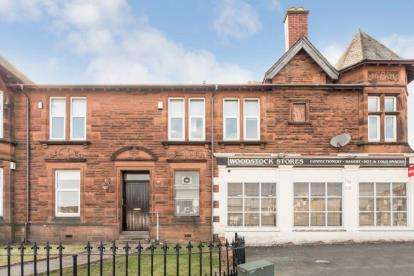 2 Bedrooms Flat for sale in North Hamilton Street, Kilmarnock