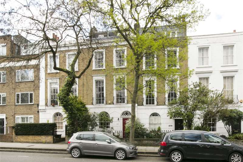 4 Bedrooms Terraced House for sale in Liverpool Road, Lower Holloway, N7