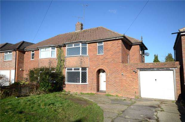 3 Bedrooms Semi Detached House for sale in City Road, Tilehurst, Reading