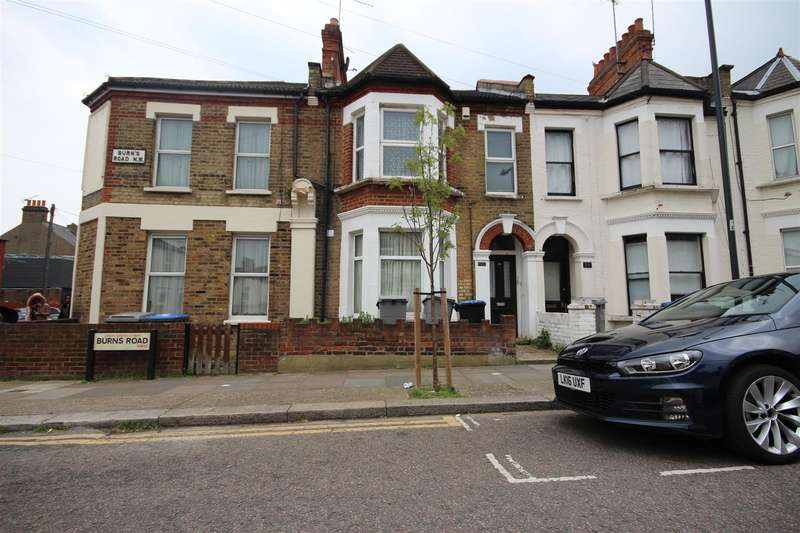 2 Bedrooms Flat for sale in Burns Road, London NW10 4DY
