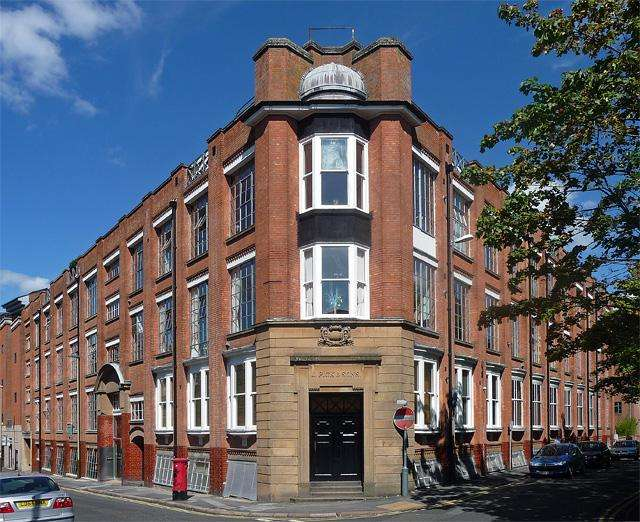 2 Bedrooms Apartment Flat for sale in The Pick, Wellington Street, Leicester, LE1