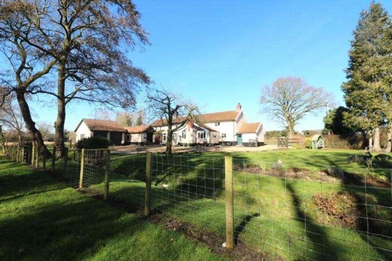 3 Bedrooms Cottage House for sale in Sandy Lane, Rockland All Saints, Attleborough