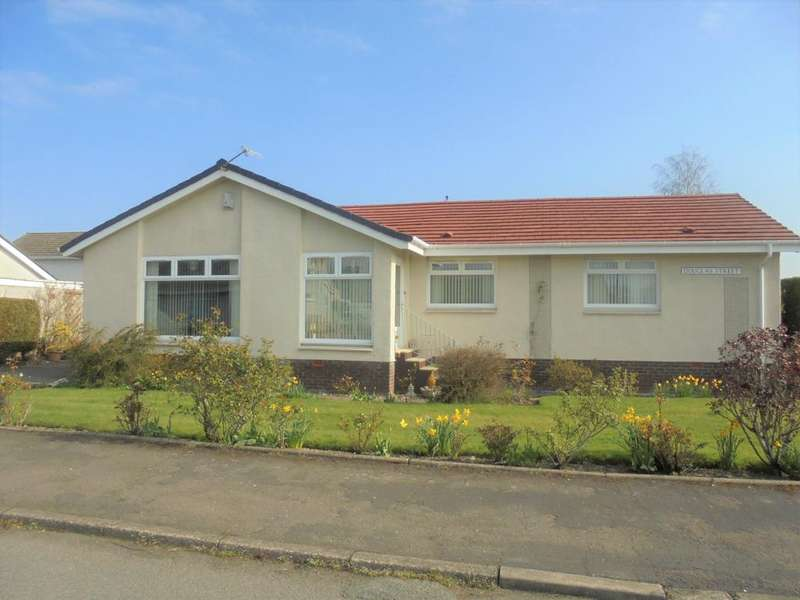 4 Bedrooms Detached Bungalow for sale in Overtown Wishaw ML2