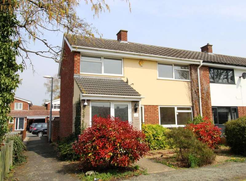 3 Bedrooms End Of Terrace House for sale in Willoughby Close, Great Barford MK44