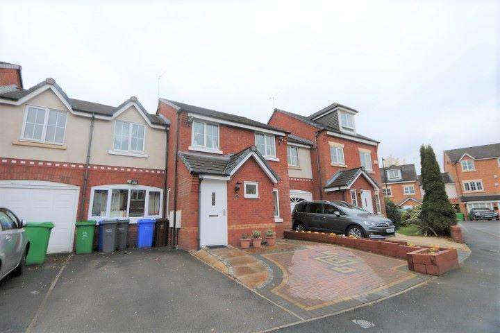 4 Bedrooms Terraced House for sale in Abbeystead Avenue, Chorlton, M21