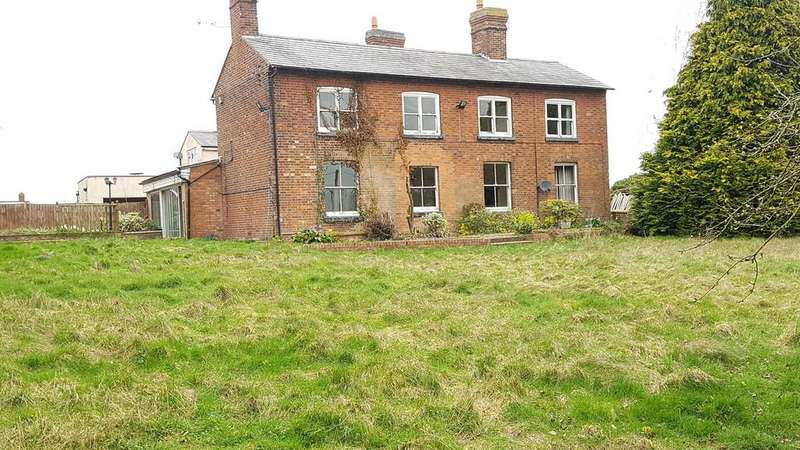 2 Bedrooms Farm House Character Property for sale in Yocking Gate Farm, Whitchurch