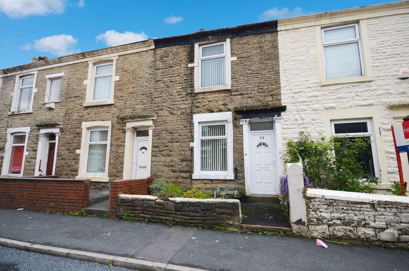 2 Bedrooms Terraced House for sale in Perry Street, Darwen