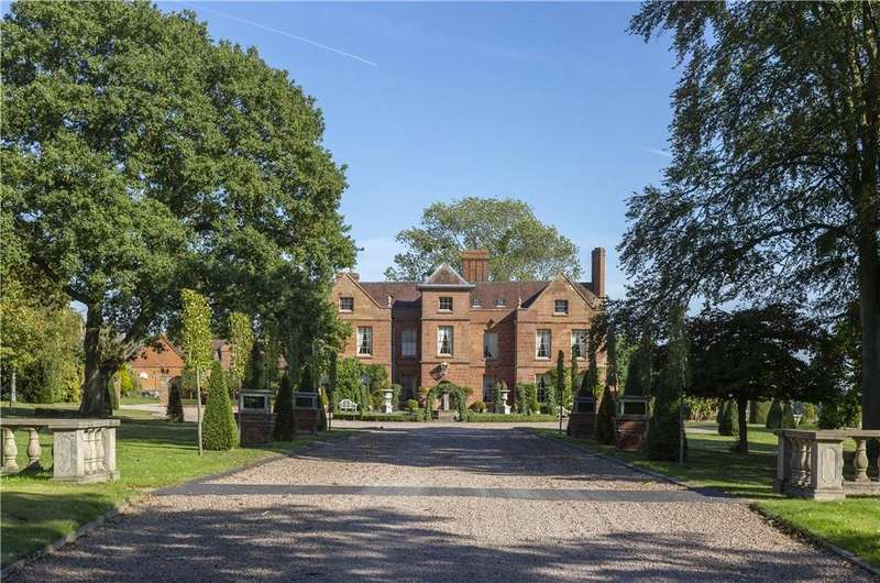 7 Bedrooms Farm House Character Property for sale in Hillhampton, Great Witley, Worcestershire, WR6