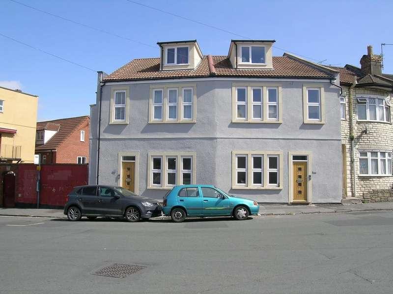1 Bedroom Flat for sale in Robertson Road, Eastville, Bristol BS5