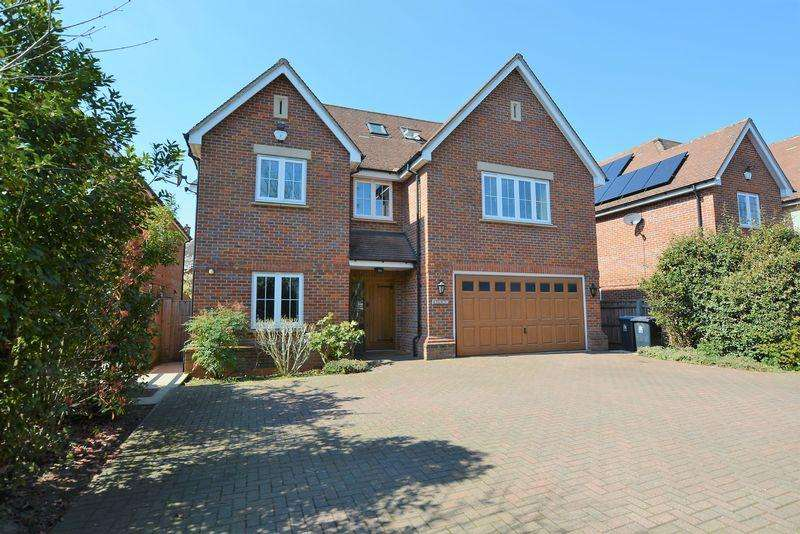 6 Bedrooms Detached House for sale in Farnham Royal