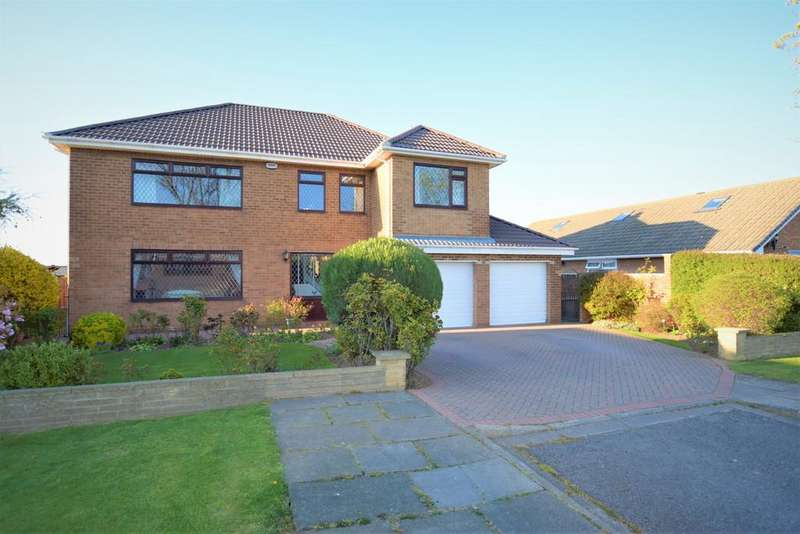 5 Bedrooms Detached House for sale in Wheatlands Park, , Redcar, TS10