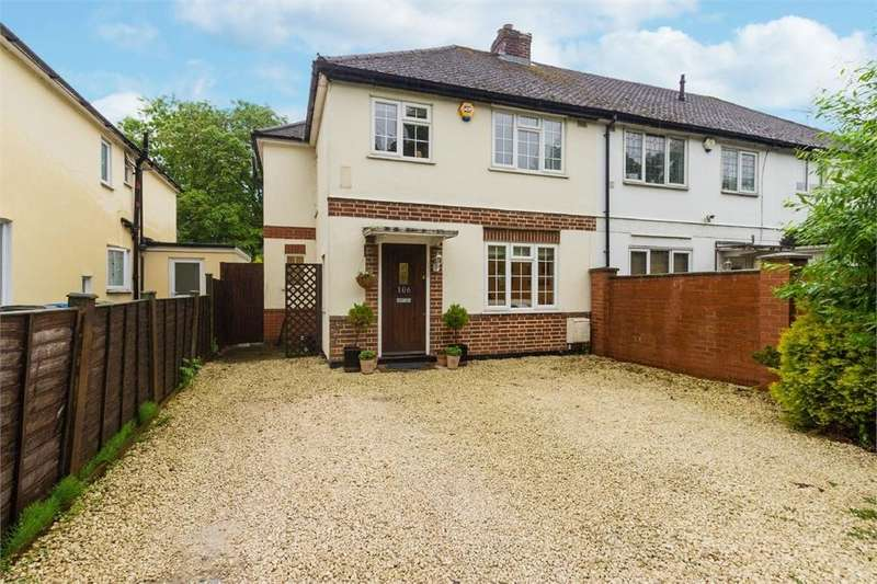 4 Bedrooms Semi Detached House for sale in London Road, Datchet, Berkshire