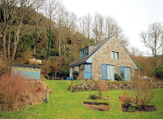 2 Bedrooms Cottage House for sale in Craobh Haven, by Lochgilphead