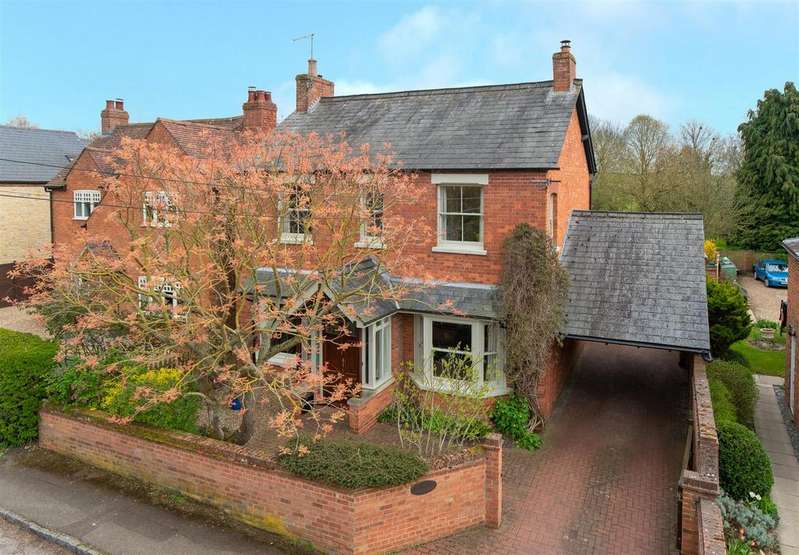 4 Bedrooms House for sale in Crofts End, Sherington, Newport Pagnell