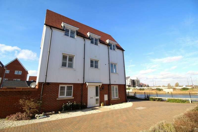 5 Bedrooms Detached House for sale in Millbrook Close, Wixams, Bedford, MK42