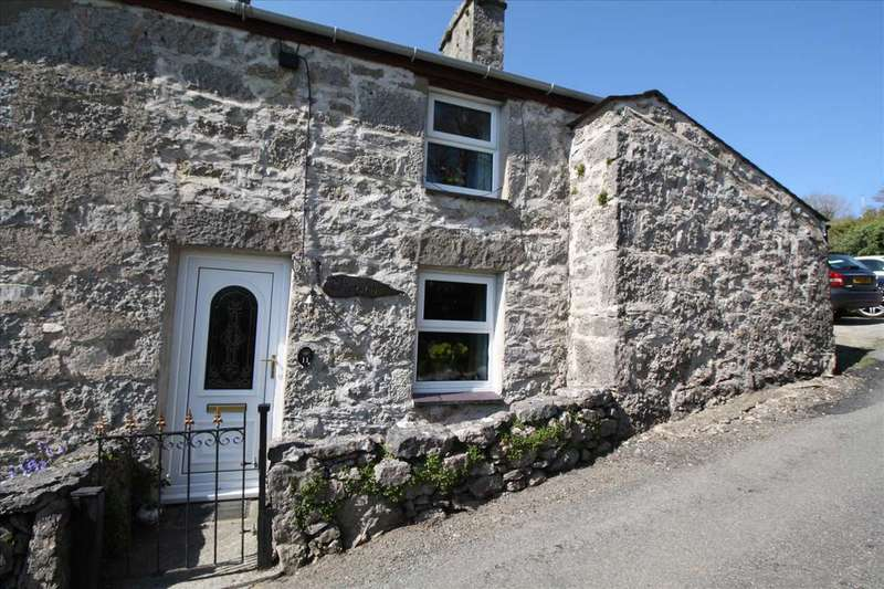 2 Bedrooms End Of Terrace House for sale in Parc Terrace, Gwel Fynydd, Llangoed