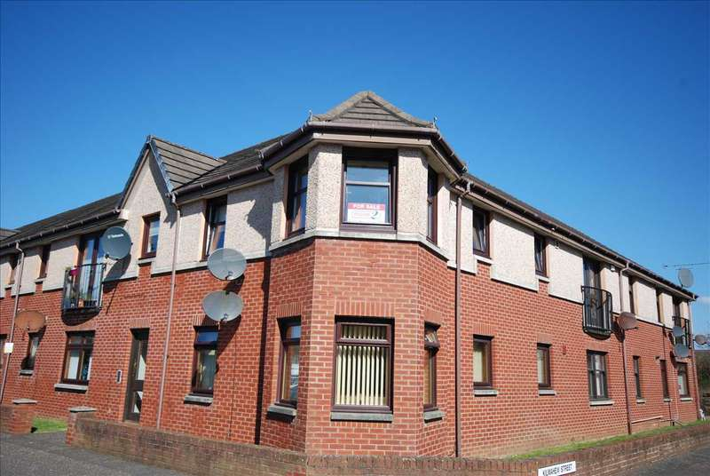 1 Bedroom Apartment Flat for sale in St Johns Place, Ardrossan