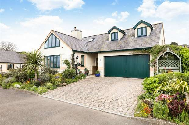 3 Bedrooms Detached House for sale in Black Nore Point, Portishead, Bristol
