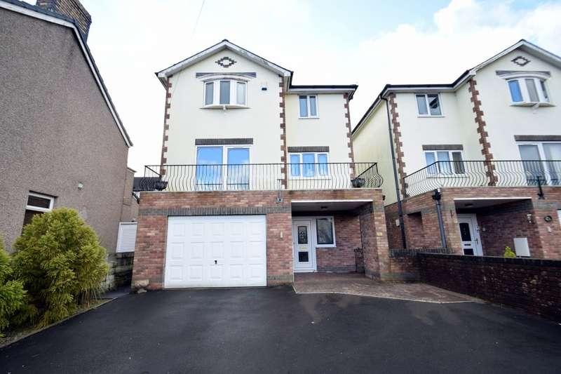 5 Bedrooms Detached House for sale in The Vetch, Maesteg Road, Llangynwyd, Maesteg, Bridgend County Borough, CF34 9SN.