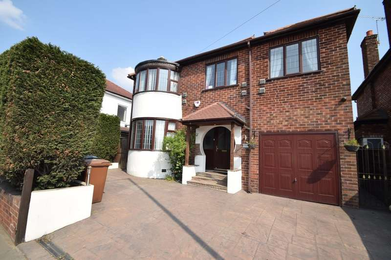 5 Bedrooms Detached House for sale in Kingsway, Cheadle
