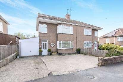 4 Bedrooms Semi Detached House for sale in Braemar Crescent, Filton, Bristol, City Of Bristol