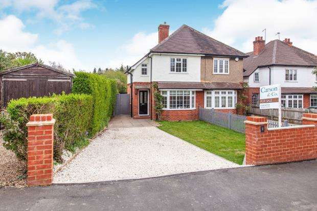 2 Bedrooms Semi Detached House for sale in Maidenhead, Berkshire, Uk