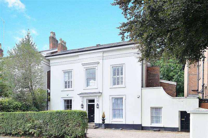 5 Bedrooms Detached House for sale in Charlotte Road, Edgbaston