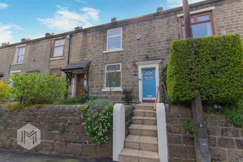 2 Bedrooms Terraced House for sale in Mather Road, Bury, BL9