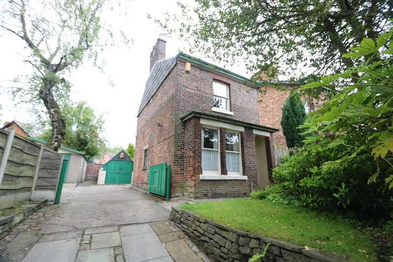 2 Bedrooms Detached House for sale in Poppythorn Lane, Prestwich, Manchester