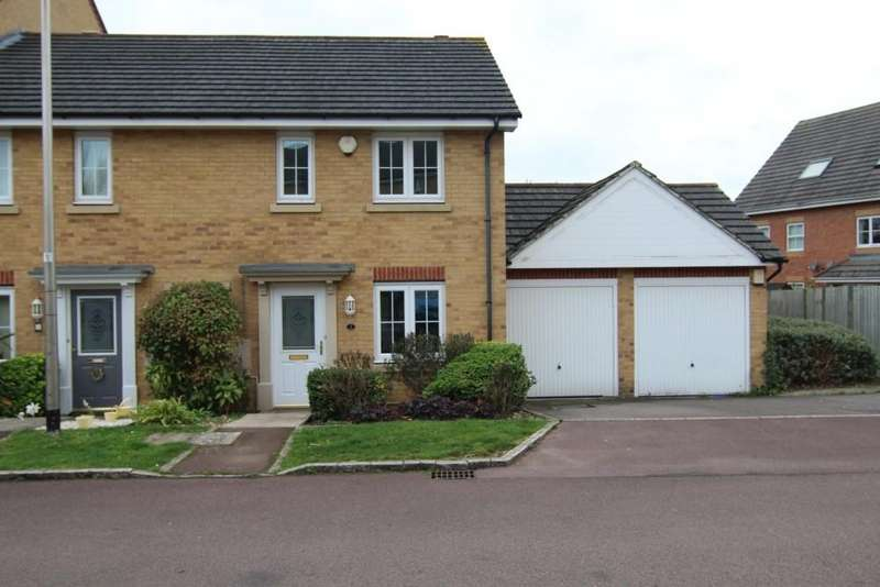 3 Bedrooms Semi Detached House for rent in Bracknell, Berkshire