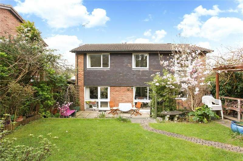 5 Bedrooms Detached House for sale in Cavendish Meads, Sunninghill, Berkshire, SL5