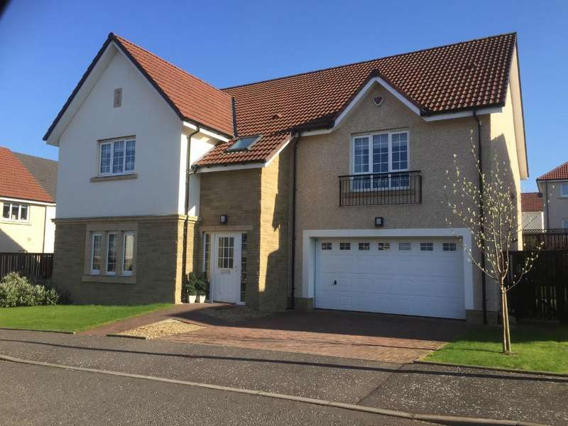 6 Bedrooms Detached Villa House for sale in Ninian Crescent, Woodilee, Glasgow, G66 3JR