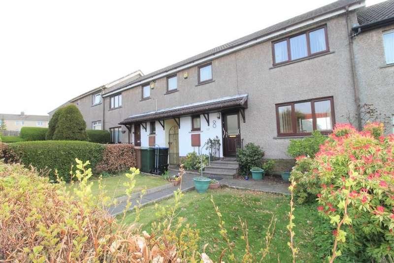 3 Bedrooms Terraced House for sale in Sim St, Stewarton, KA3