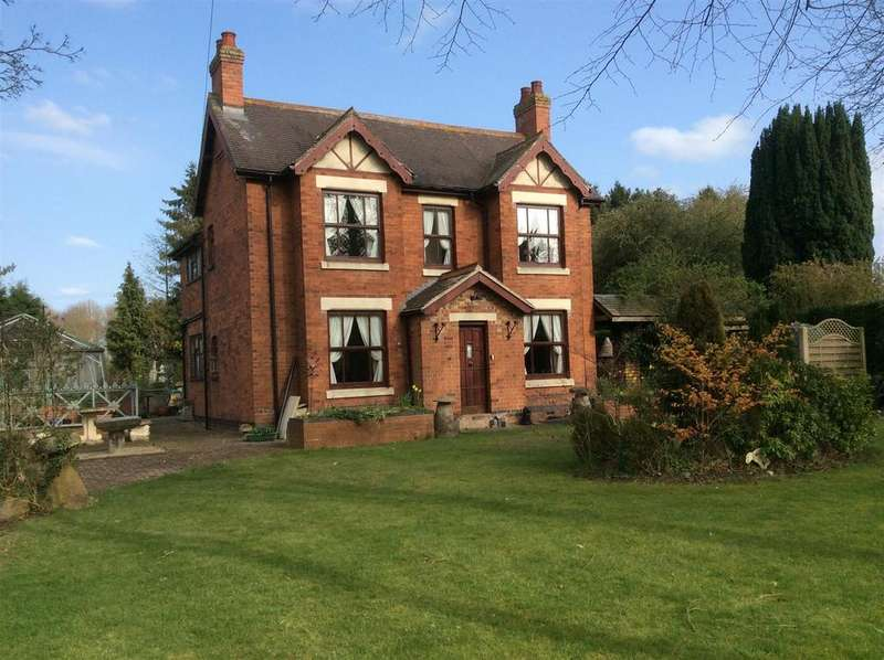 3 Bedrooms Country House Character Property for sale in Congerstone, Nuneaton