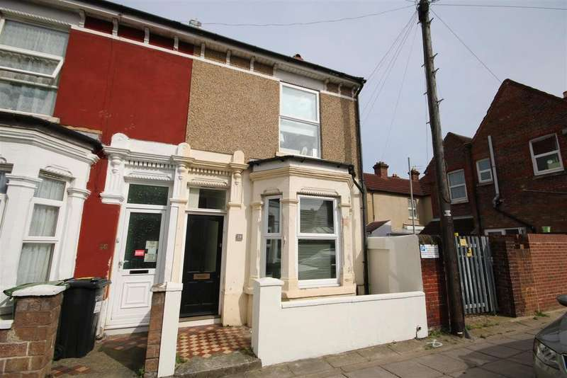 3 Bedrooms Terraced House for sale in Cardiff Road, Portsmouth