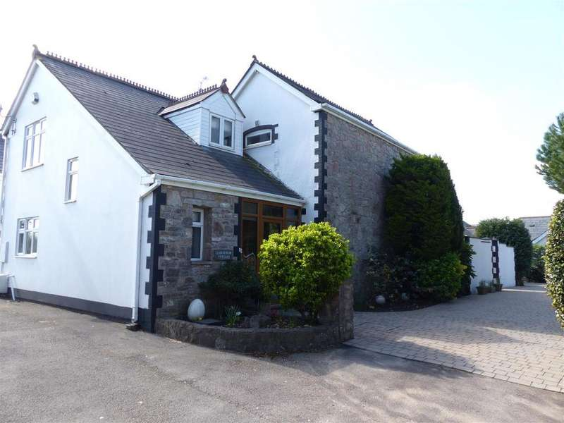 3 Bedrooms Detached House for sale in Pwllmeyric, Chepstow