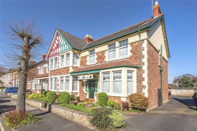 Commercial Property for sale in Tregonwell Road, Minehead, Somerset, TA24