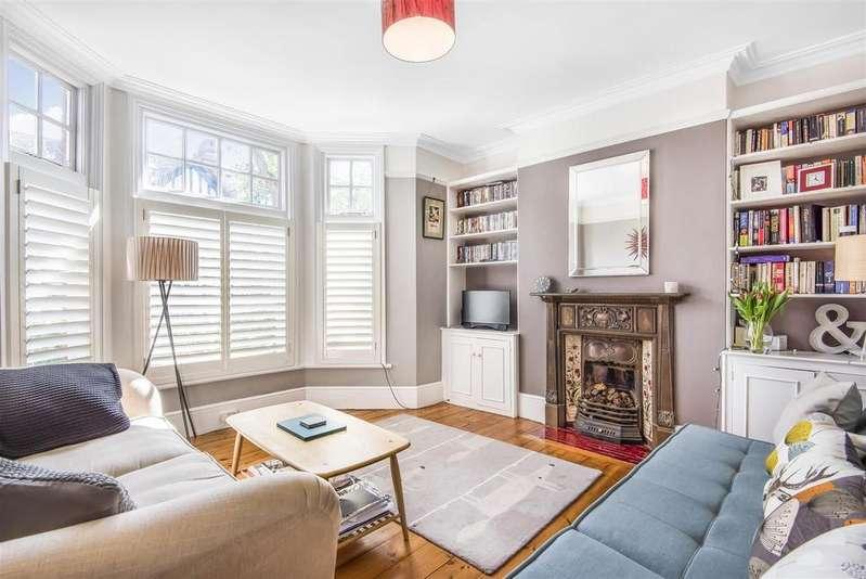 2 Bedrooms Flat for sale in Cowley Road, Mortlake, SW14