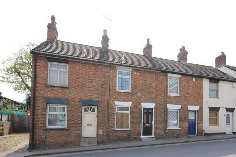 2 Bedrooms Terraced House for rent in Oliver Street, Ampthill, Bedfordshire